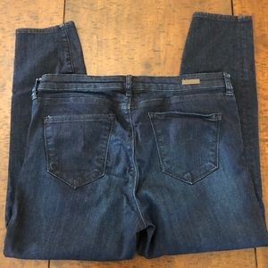 Kut from the Kloth Jeans - KUT from the Kloth skinny crop jeans